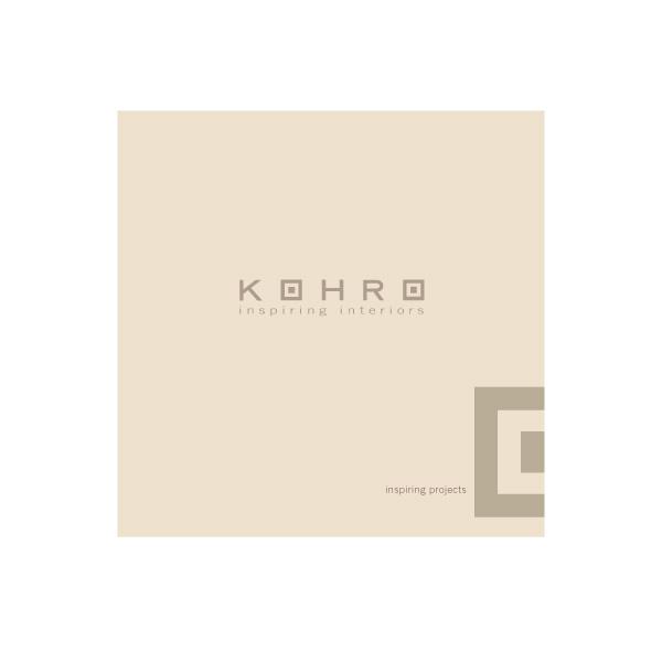 Kohro – Inspiring Interiors