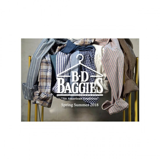 BD Baggies – Look Book SS 2018
