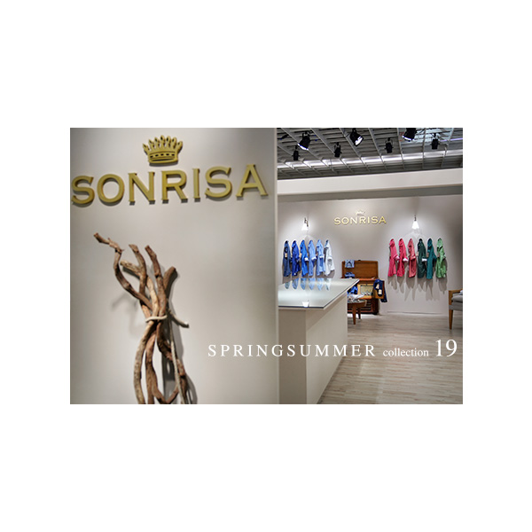 Sonrisa – Look Book SS 2019